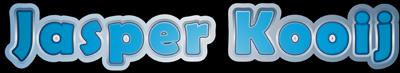 Jasper Kooij – Design – Develop – Market – Live Logo